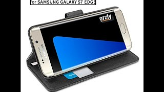 multi function wallet case for samsung galaxy s7 edgeレビュー