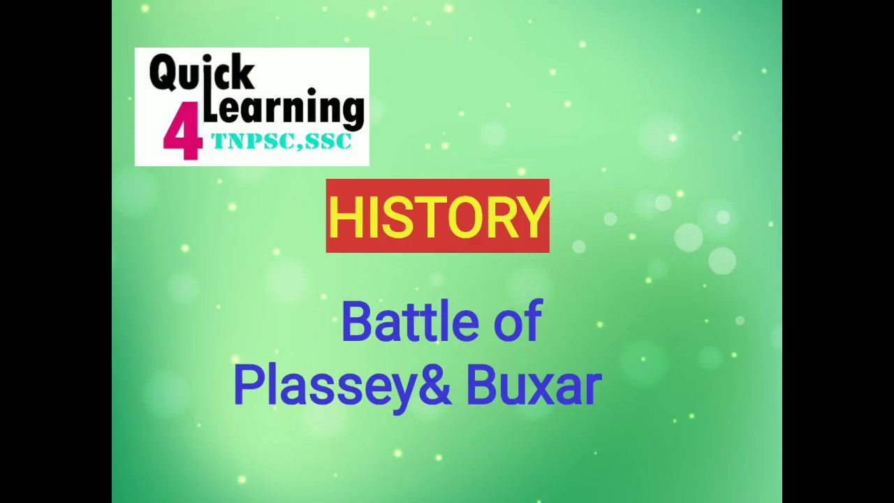short note on battle of buxar