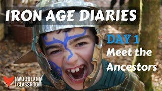 Iron Age Diaries: Day 1 - Meet the Ancestors