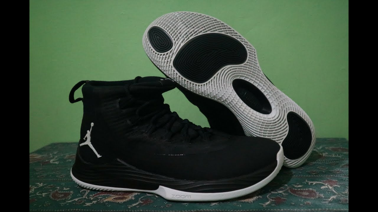 78136658db8 Air Jordan Ultra Fly 2 Performance Review - YouTube