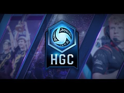 HGC 2018 China – Phase 1 Week 9 - CE vs. Start Over Again -  Game 1