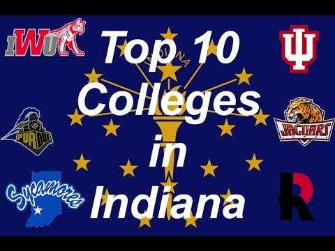 TOP 10 COLLEGES IN INDIANA