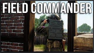 US FIELD COMMANDER - 40v40 Post Scriptum Gameplay (World War 2 Squad)