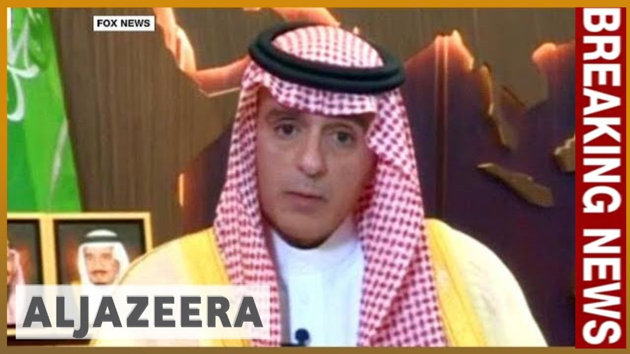 Adel al-Jubeir: We don't know where Khashoggi's body is, killing a mistake