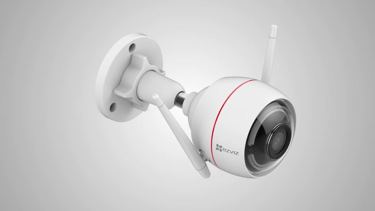 Ezviz Husky Air 1080p Full HD Outdoor WiFi IP Camera - 2 8mm