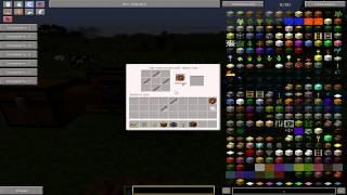 Автоматический верстак в майнкрафт 1.7.10 - Buildcraft 6.0.18