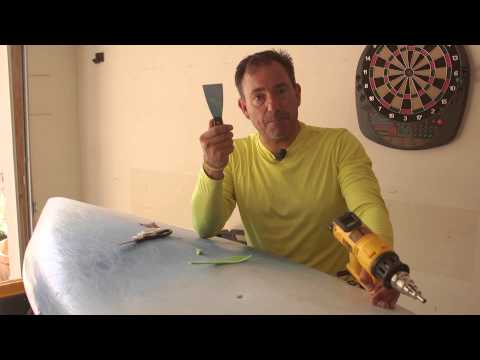 Fixing a Hole in Your Kayak - Kayak Angling Pursuits