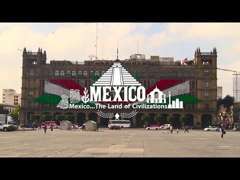 โลก 360 องศา เม็กซิโก ตอน 1 Mexico… the land of civilizations