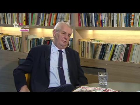 Prezident Miloš Zeman udělil milost Jiřímu Kajínkovi