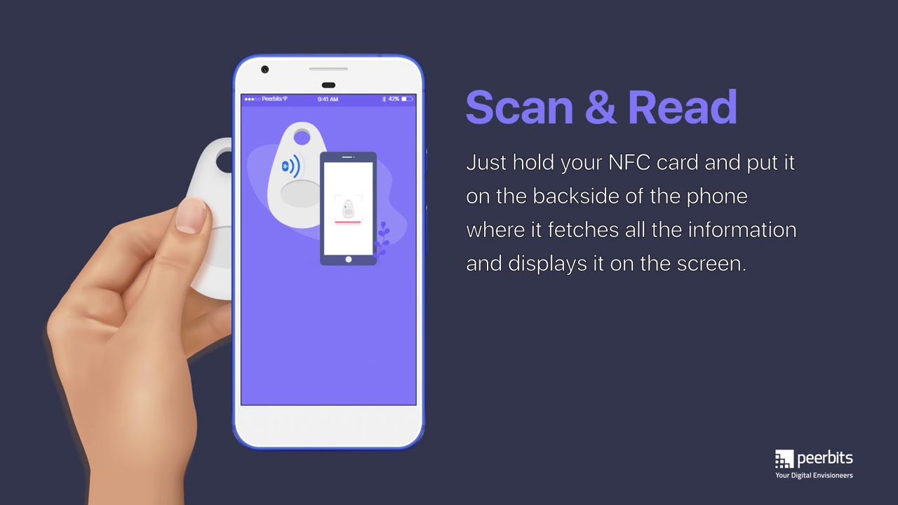NFC in mobile apps is revolutionizing the payment system