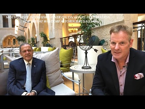 2/2021-A Conversation With Waldorf Astoria Jerusalem General Manager Avner On On Near Future Travel
