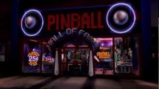 Williams Pinball Classics Intro