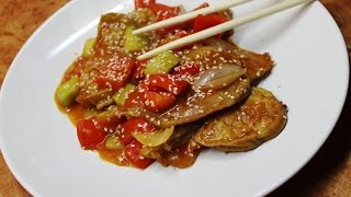 видео Жареные баклажаны быстро и вкусно: рецепты