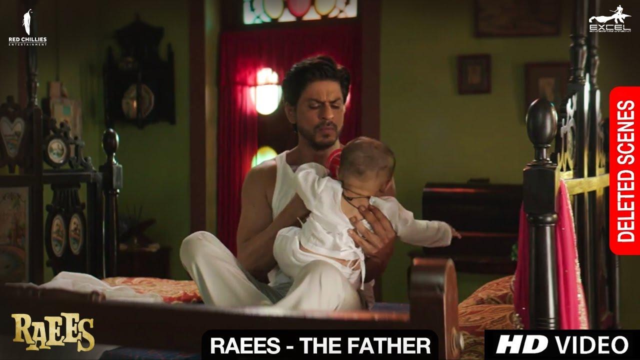 Download Raees - The Father | Deleted Scene | Shah Rukh Khan, Mahira Khan, Nawazuddin Siddiqui