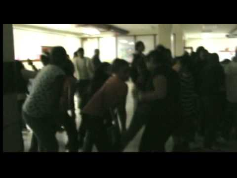 Brittany Woods Middle School Dance (with sound)