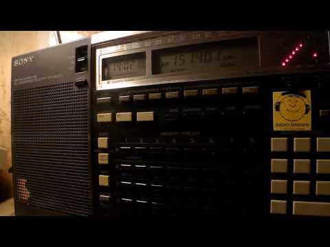 19 11 2017 Radio Sultanate of Oman in Arabic, instead of English to WeEu 1401 on 15140 Thumrayt