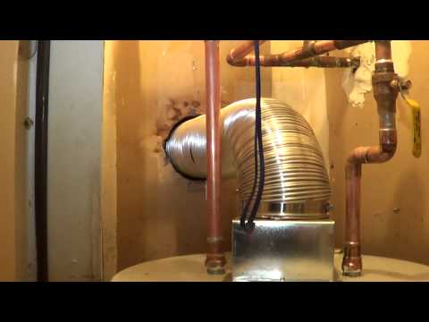Big John's Service Co, Installing a new GE 40gal Electric Water Heater, March 22, 2013 from YouTube · Duration:  3 minutes 15 seconds