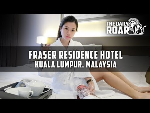 Introduction to the Fraser Residence Hotel in Kuala Lumpur,