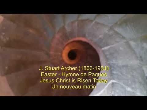 Archer : Christ is Risen Today - Un nouveau matin