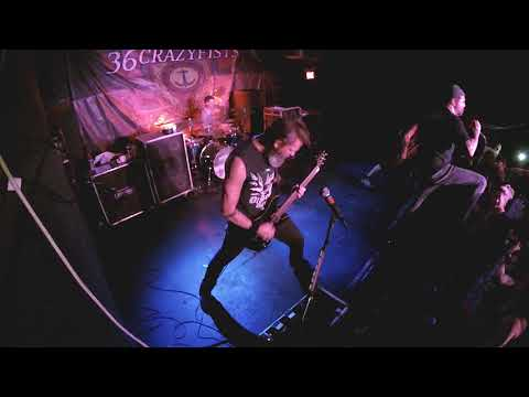 36 Crazyfists - Full Set HD - Live At The Foundry Concert Club