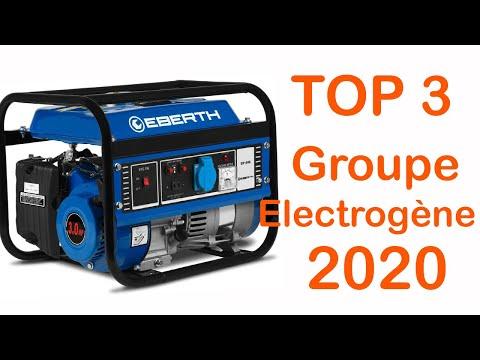 TOP 3 : Meilleur Groupe Électrogène 2020