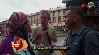 Roberto y Tenchis en Rusia