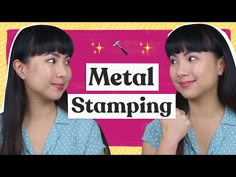 Start A Metal Stamping Craft Business From Home