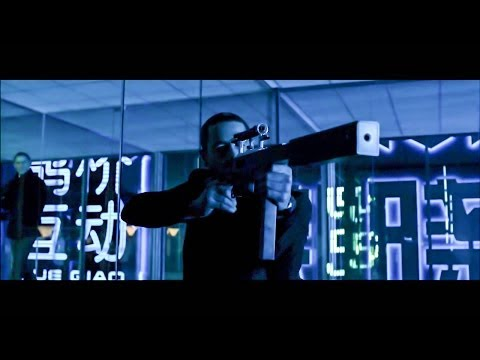 Skyfall - Shanghai: Patrice Assassinates Art Collector (1080p)