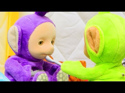 Teletubbies | Tinky Winky Gets Ill  | WATCH ONLINE | Teletubbies Stop Motion | Cartoons for Children