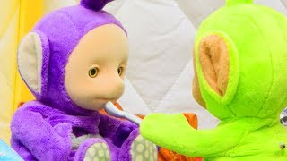 Download Video Teletubbies | Tinky Winky Gets Ill  | WATCH ONLINE | Teletubbies Stop Motion | Cartoons for Children MP3 3GP MP4