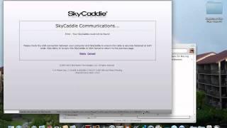 SkyCaddie Mac Fail