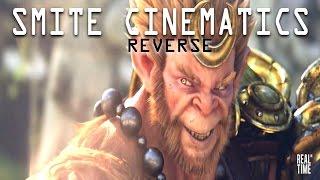 SMITE Game Trailer Cinematic