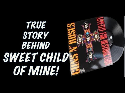 Guns N' Roses  The True Story Behind Sweet Child of Mine! DId GNR Steal the Song?