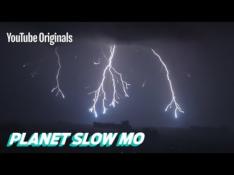 Lightning Strike at 103,000 FPS