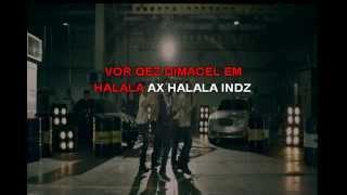 Gevorg Martirosyan - Halala Karaoke