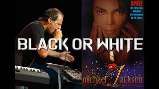 """Black Or White"" Rapping with Michael Jackson Live in Concert - The Story and Loop Jam"