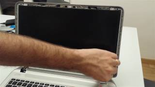 How to replace laptop screen HP envy 15-k - Laptop screen replacement