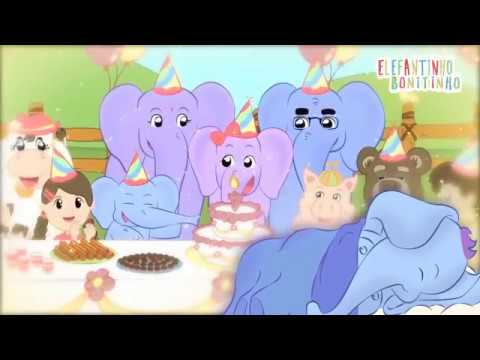 musica do elefantinho