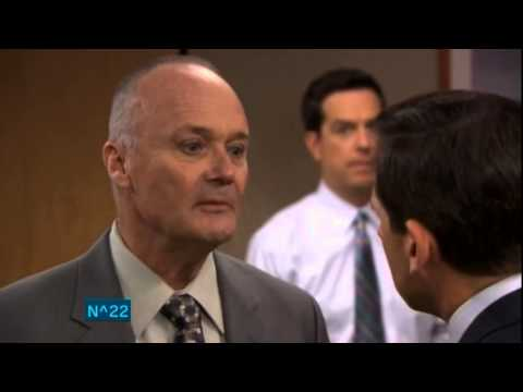 The Office - Creed is a murder suspect