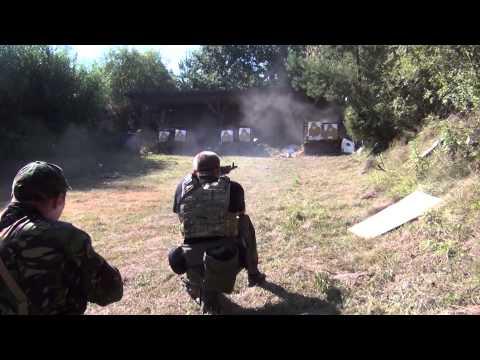 Combat SERE Z Perspektywy Uczestnika