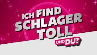 Ich find Schlager toll - Frühjahr/Sommer 2020
