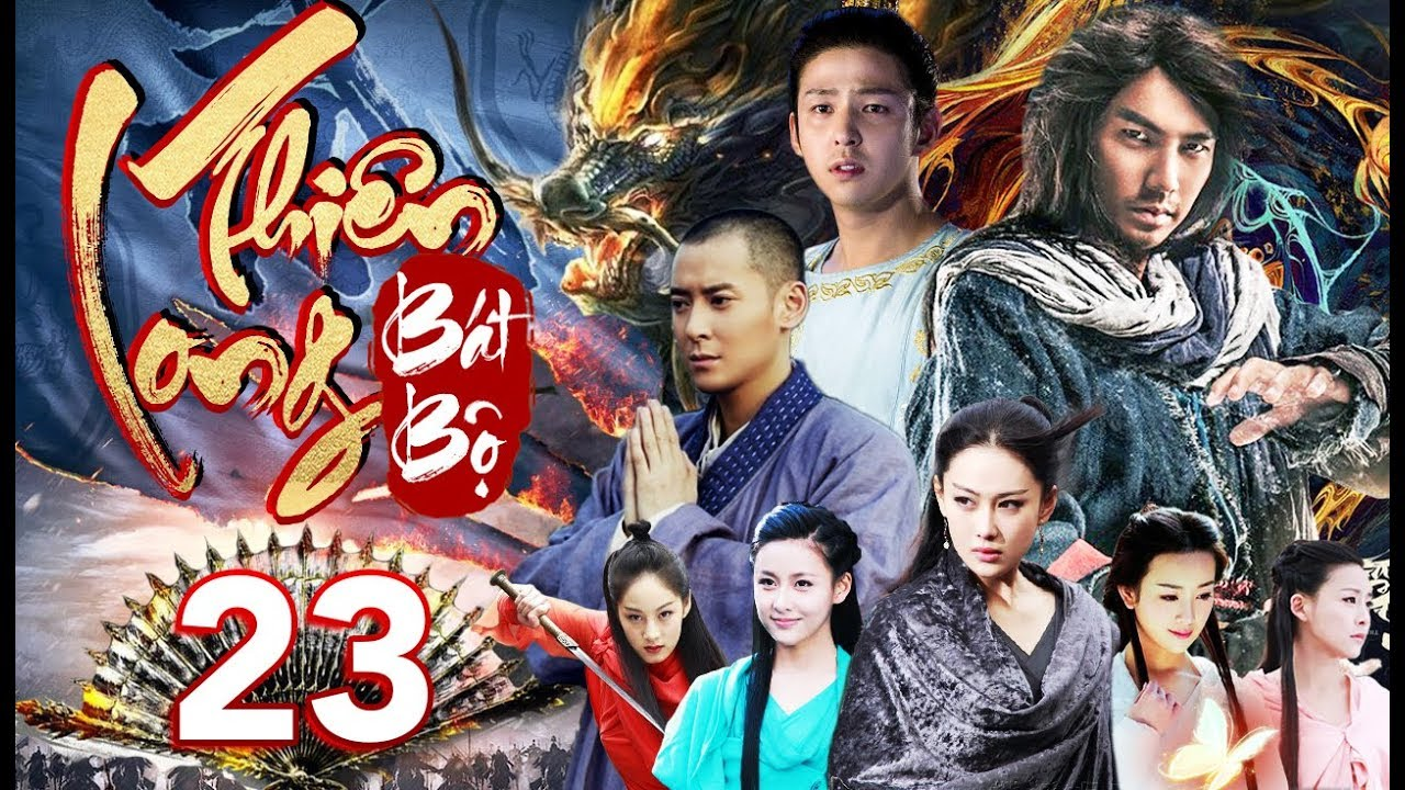 Tân Thiên Long Bát Bộ – Tập 23