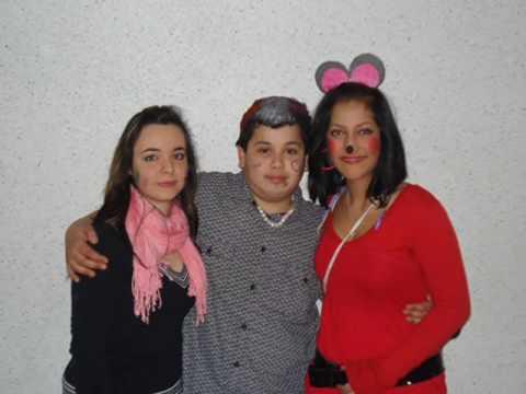 friedrich-ebert...karneval in der schule