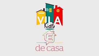 Vila Kids é de casa