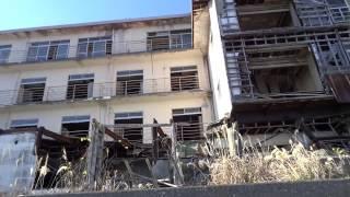 廃墟探索 伊豆 海辺なホテル