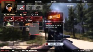 The warZ | M4 ORGASM !!! Part 2