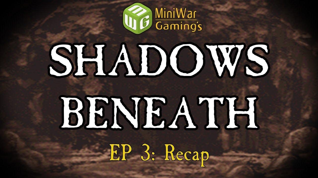 Ep 3 Recap - Dark Heresy: Shadows Beneath RPG Show