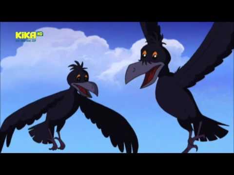 Yakari Folge 7 Müder Krieger und der Rabe