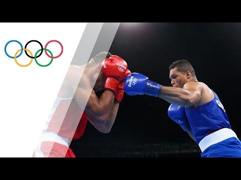 France's Tony Yoka Wins Super-heavyweight Boxing Gold