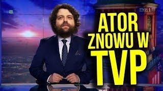 Ator ZNOWU w Wiadomości TVP Główne Wydanie 17 Wrzesień 2019 o Acta 2 .0